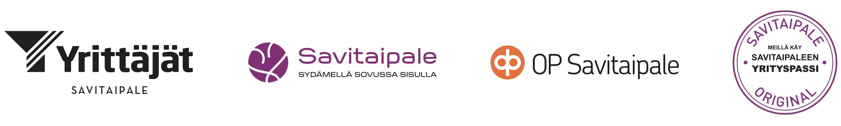 Yhteistyössä Savitaipaleen yrittäjät, Savitaipaleen kunta ja OP Savitaipale